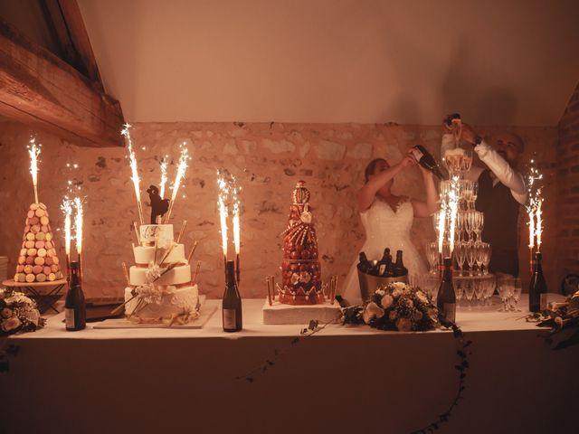 Le mariage de Alexandre et Delphine à Rosny-sur-Seine, Yvelines 87