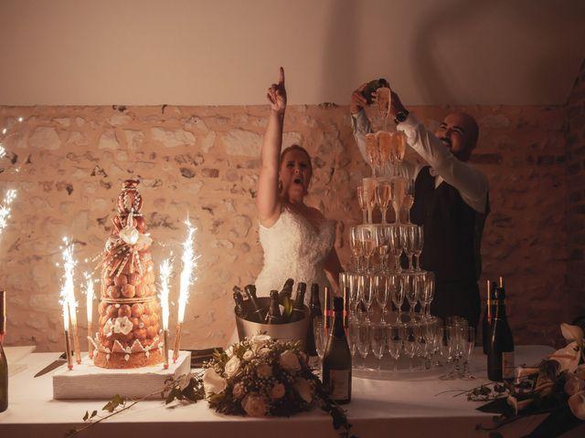 Le mariage de Alexandre et Delphine à Rosny-sur-Seine, Yvelines 89