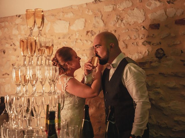 Le mariage de Alexandre et Delphine à Rosny-sur-Seine, Yvelines 90