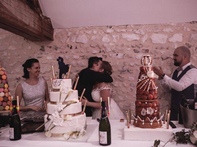 Le mariage de Alexandre et Delphine à Rosny-sur-Seine, Yvelines 91