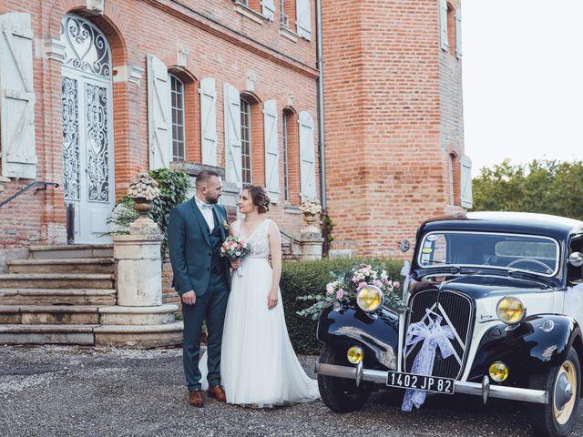 Le mariage de  Clément et Laura à L'Honor de Cos, Tarn-et-Garonne 1