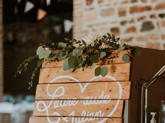 Le mariage de Julien et Laure Aude à Pruzilly, Saône et Loire 3