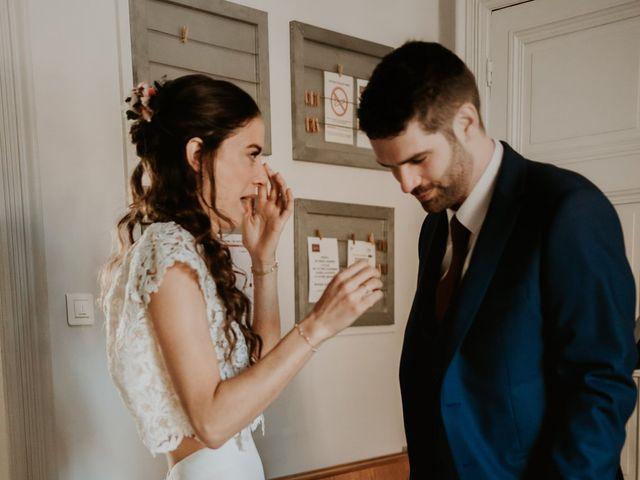 Le mariage de Julien et Laure Aude à Pruzilly, Saône et Loire 26