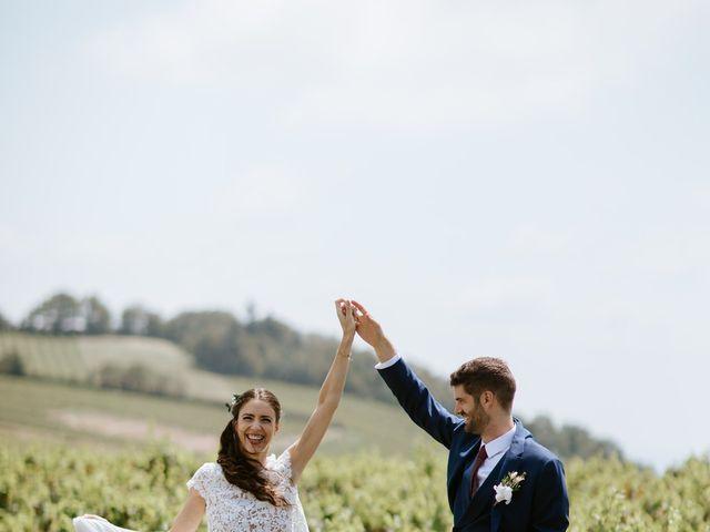 Le mariage de Julien et Laure Aude à Pruzilly, Saône et Loire 32