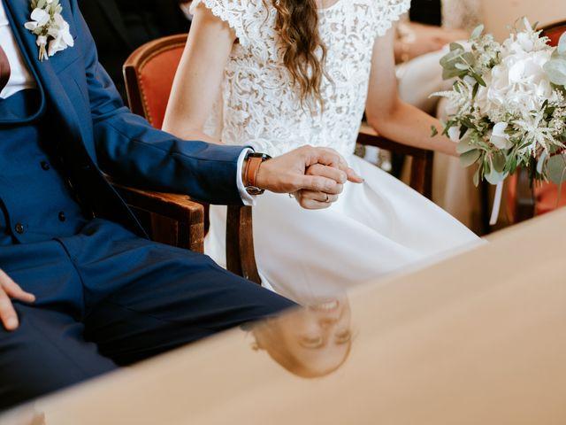 Le mariage de Julien et Laure Aude à Pruzilly, Saône et Loire 74