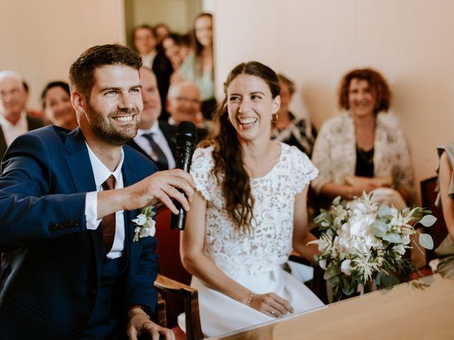 Le mariage de Julien et Laure Aude à Pruzilly, Saône et Loire 75
