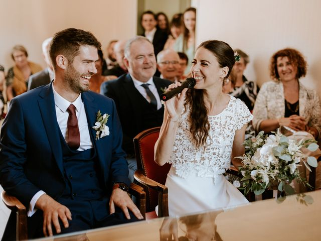 Le mariage de Julien et Laure Aude à Pruzilly, Saône et Loire 77