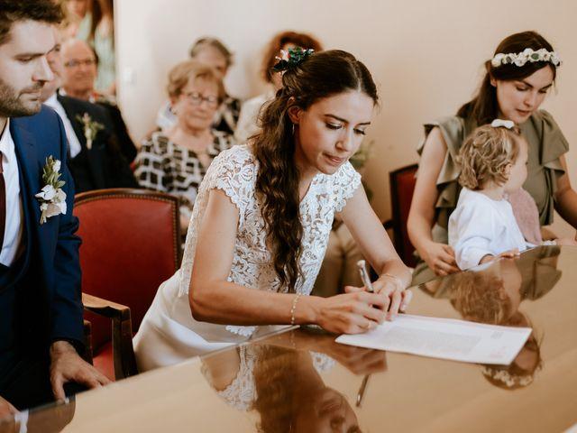 Le mariage de Julien et Laure Aude à Pruzilly, Saône et Loire 80