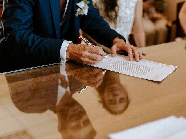 Le mariage de Julien et Laure Aude à Pruzilly, Saône et Loire 81