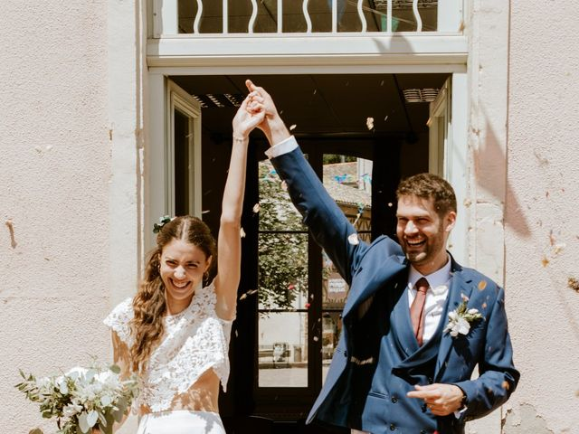 Le mariage de Julien et Laure Aude à Pruzilly, Saône et Loire 85
