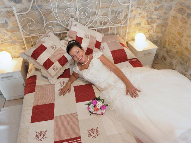 Le mariage de Jéremy et Laura à Lédignan, Gard 5