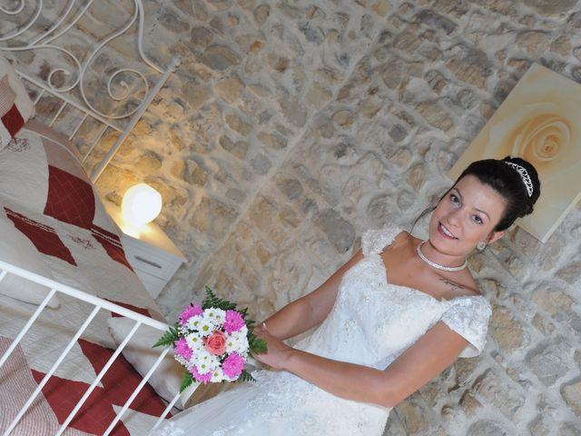Le mariage de Jéremy et Laura à Lédignan, Gard 6