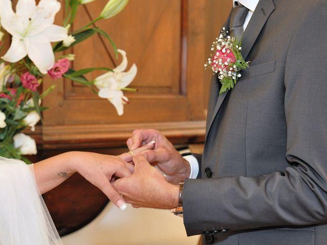 Le mariage de Jéremy et Laura à Lédignan, Gard 15