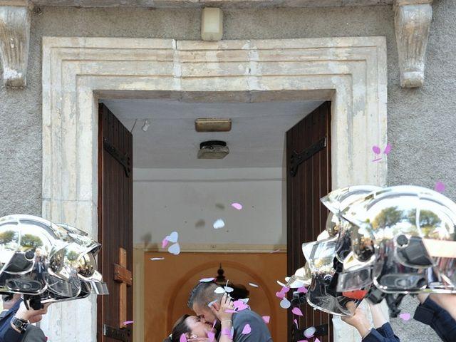 Le mariage de Jéremy et Laura à Lédignan, Gard 17
