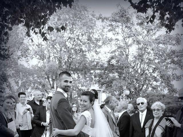 Le mariage de Jéremy et Laura à Lédignan, Gard 18