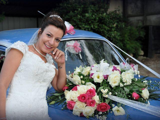Le mariage de Jéremy et Laura à Lédignan, Gard 20