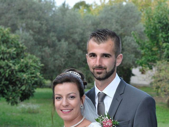 Le mariage de Jéremy et Laura à Lédignan, Gard 21