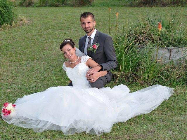 Le mariage de Jéremy et Laura à Lédignan, Gard 22