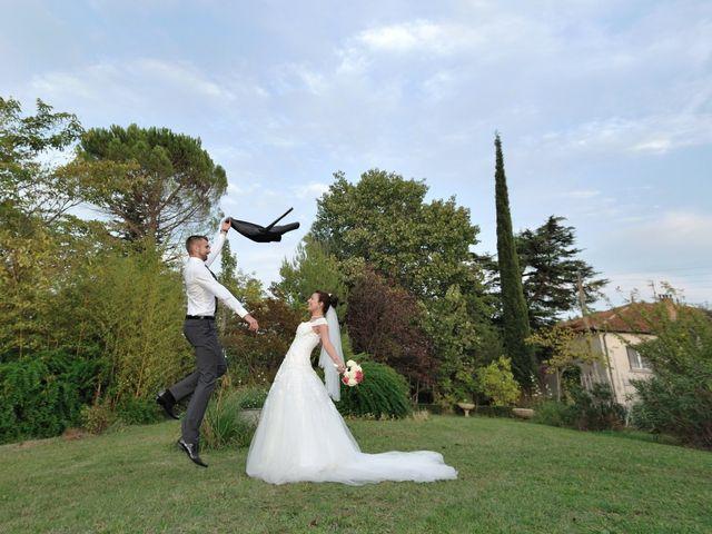 Le mariage de Jéremy et Laura à Lédignan, Gard 23