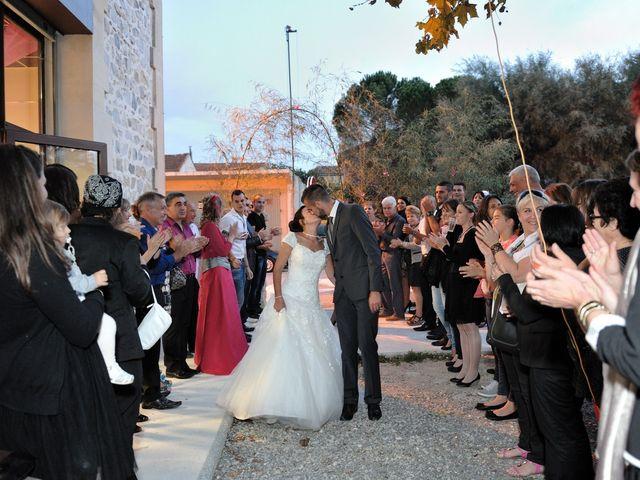 Le mariage de Jéremy et Laura à Lédignan, Gard 26