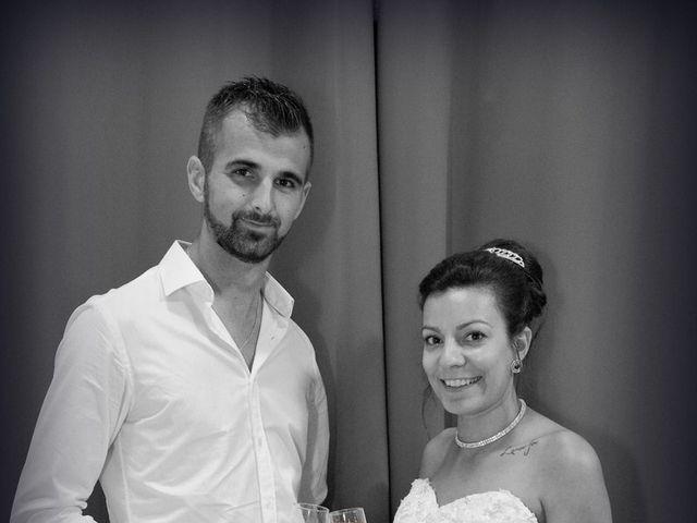 Le mariage de Jéremy et Laura à Lédignan, Gard 45