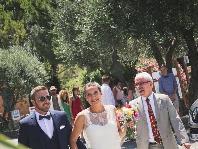 Le mariage de Maxime et Inès à Seillans, Var 13