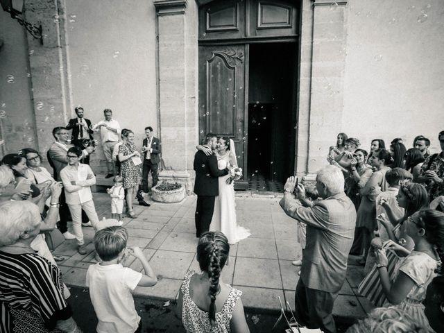 Le mariage de Maxime et Inès à Seillans, Var 15
