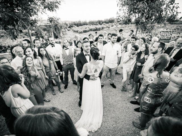 Le mariage de Maxime et Inès à Seillans, Var 1