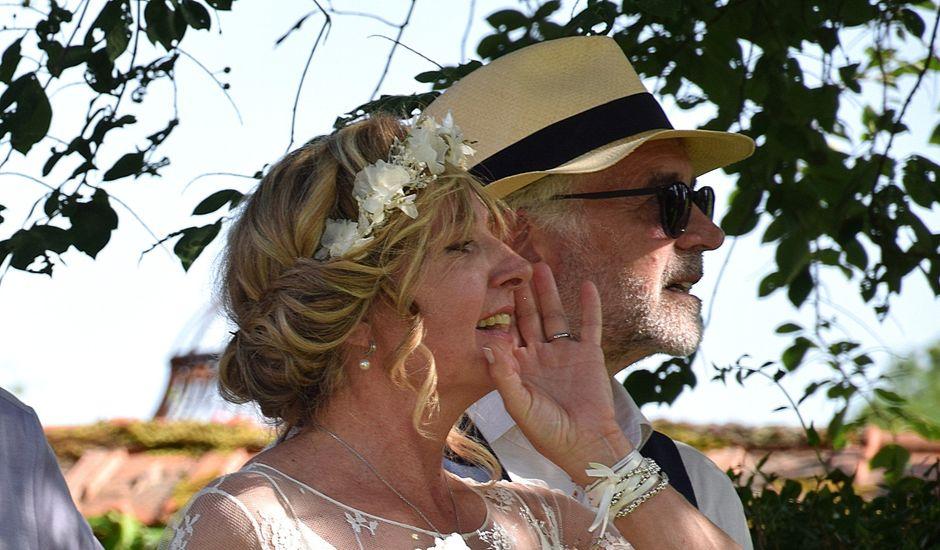 Le mariage de Dominique et Isabelle à Grosrouvre, Yvelines