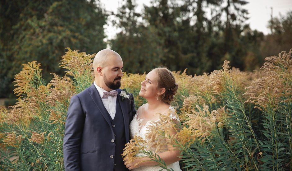 Le mariage de Alexandre et Delphine à Rosny-sur-Seine, Yvelines
