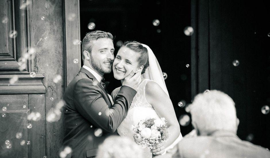 Le mariage de Maxime et Inès à Seillans, Var