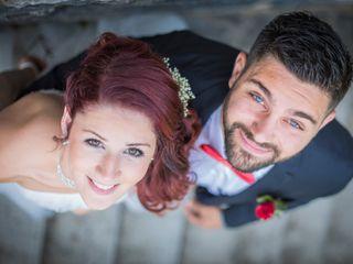 Le mariage de Estebane  et Raphaëlle