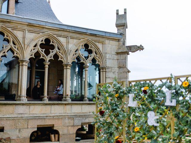 Le mariage de Leonardo et Lorrayne à Trébeurden, Côtes d'Armor 17