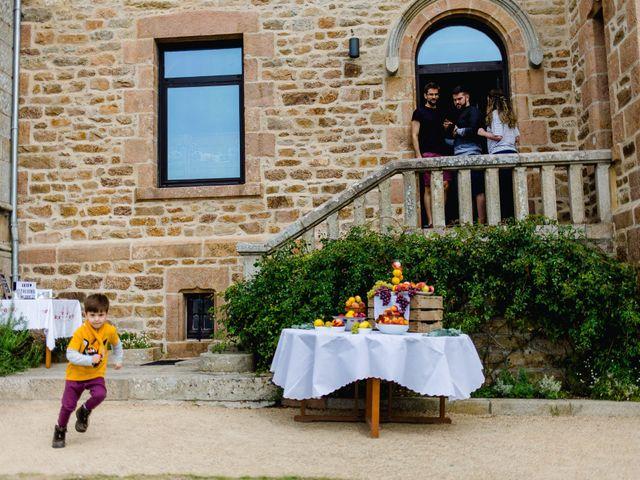 Le mariage de Leonardo et Lorrayne à Trébeurden, Côtes d'Armor 20