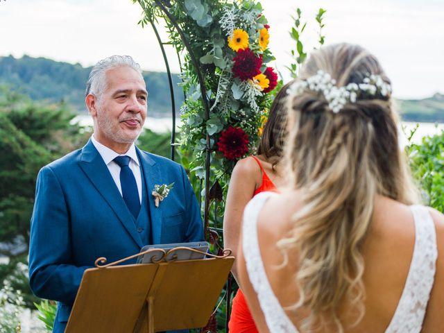 Le mariage de Leonardo et Lorrayne à Trébeurden, Côtes d'Armor 94