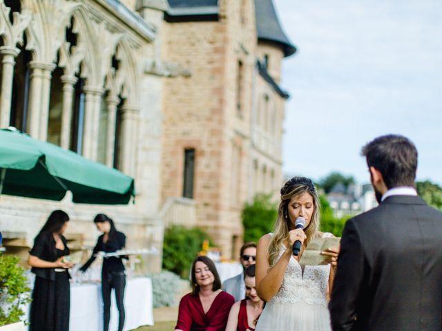 Le mariage de Leonardo et Lorrayne à Trébeurden, Côtes d'Armor 105