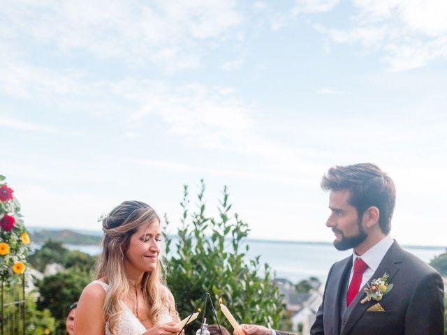 Le mariage de Leonardo et Lorrayne à Trébeurden, Côtes d'Armor 115