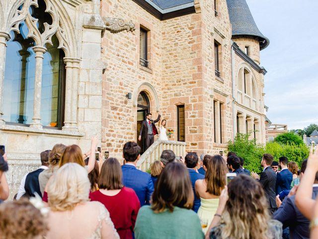 Le mariage de Leonardo et Lorrayne à Trébeurden, Côtes d'Armor 145