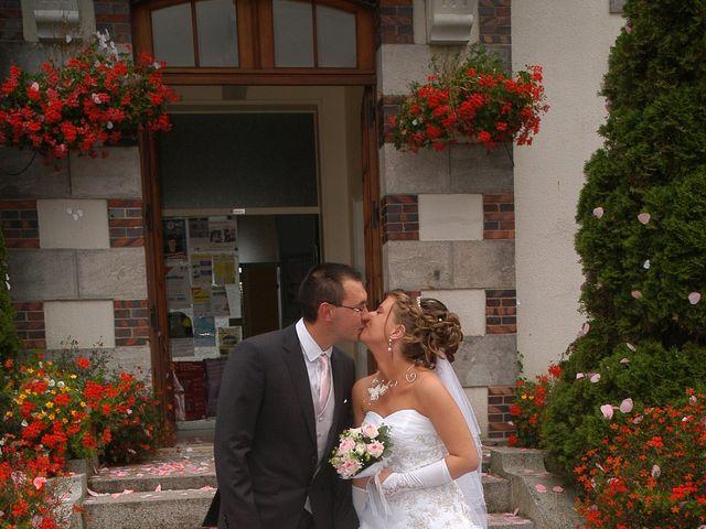 Le mariage de Cédric et Stéphanie à Saint-Sauveur-Lendelin, Manche 3