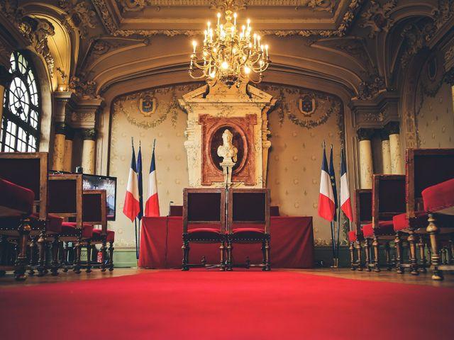 Le mariage de Nicolas et Gwendoline à Saint-Germain-en-Laye, Yvelines 14