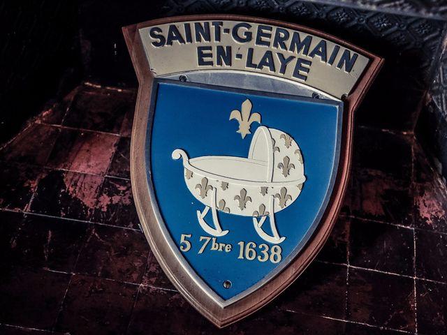 Le mariage de Nicolas et Gwendoline à Saint-Germain-en-Laye, Yvelines 16