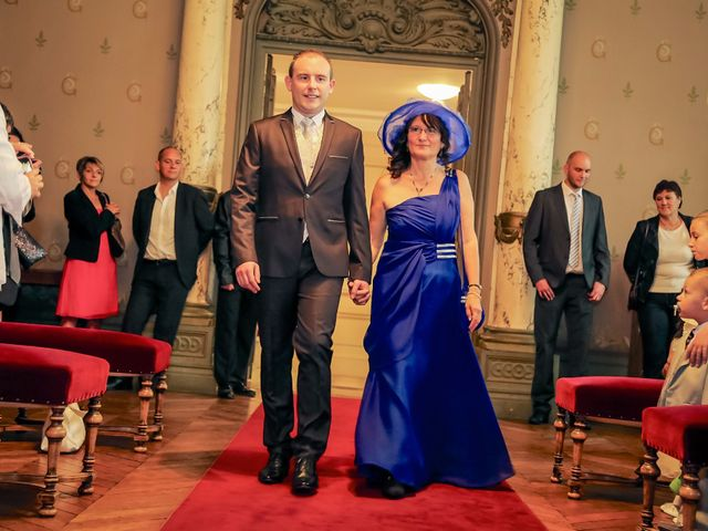 Le mariage de Nicolas et Gwendoline à Saint-Germain-en-Laye, Yvelines 18