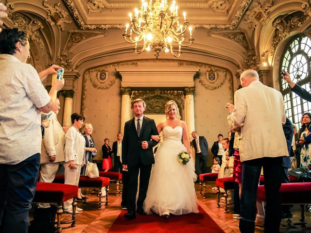 Le mariage de Nicolas et Gwendoline à Saint-Germain-en-Laye, Yvelines 19