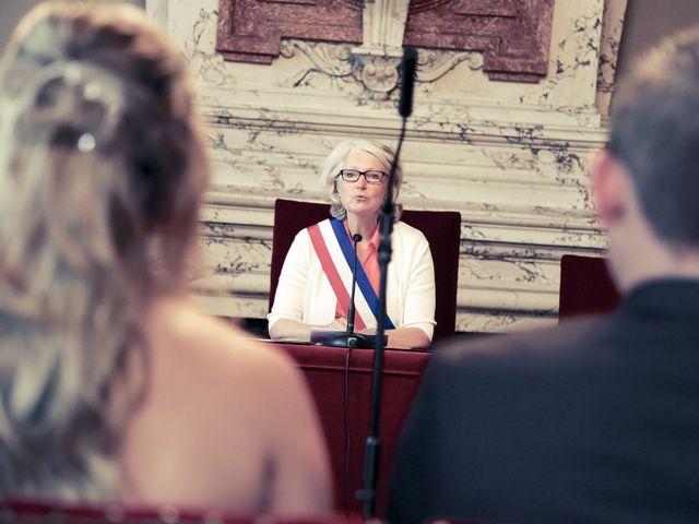 Le mariage de Nicolas et Gwendoline à Saint-Germain-en-Laye, Yvelines 21