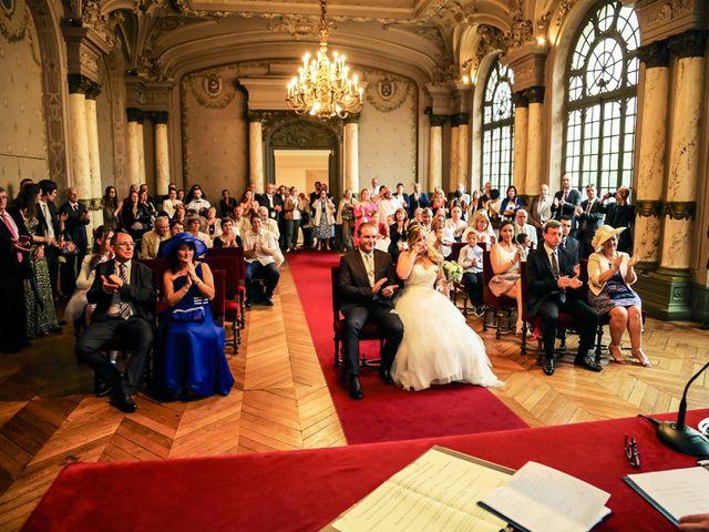 Le mariage de Nicolas et Gwendoline à Saint-Germain-en-Laye, Yvelines 30