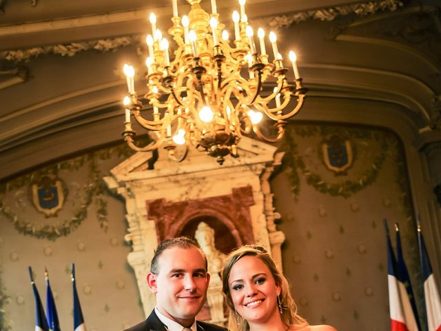 Le mariage de Nicolas et Gwendoline à Saint-Germain-en-Laye, Yvelines 31