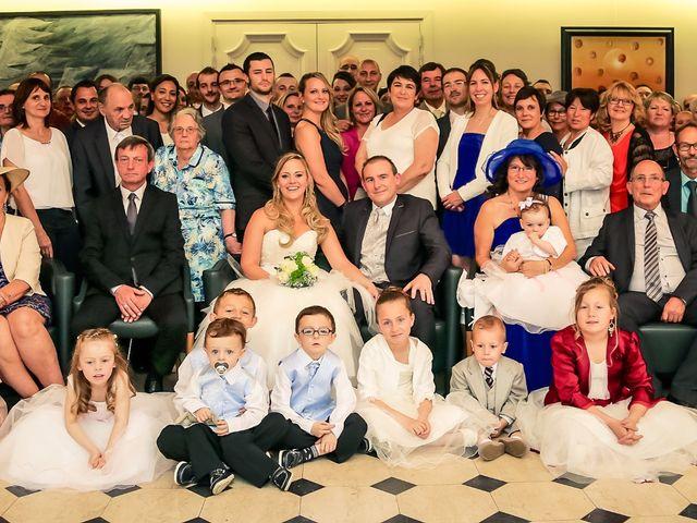 Le mariage de Nicolas et Gwendoline à Saint-Germain-en-Laye, Yvelines 33
