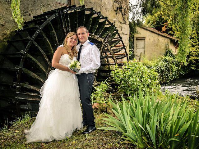 Le mariage de Gwendoline et Nicolas