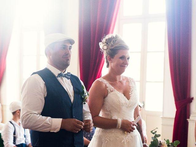 Le mariage de Jérôme et Delphine à L'Isle-Jourdain, Gers 13