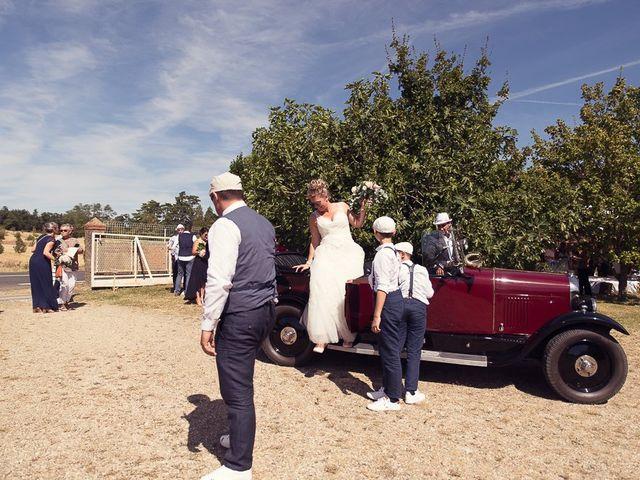 Le mariage de Jérôme et Delphine à L'Isle-Jourdain, Gers 17
